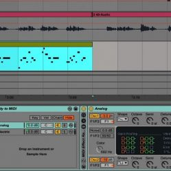 Audio-To-Midi-ableton