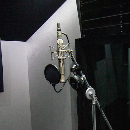 Knutsford Vocal Booth AKG C24